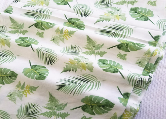 Breathable Cotton Printed Fabric